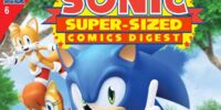 Archie Sonic Super-Sized Comics Digest Issue 6