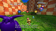Sonic Heroes Sea Gate 2