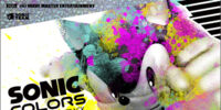 Vivid Sound X Hybrid Colors: Sonic Colors Original Soundtrack