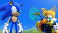 Miles Electric Sonic Colors HD