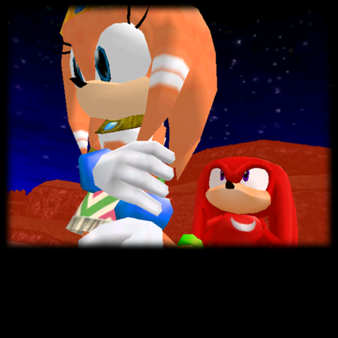 File:Sonic Adventure Credits (Knuckles 25).png