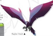 Raptor Hawk artwork