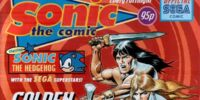 Sonic the Comic Issue 5