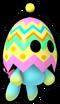 Easter Egg Chao SR
