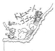 Sketch-Marble-Garden-Zone-Spinning-Top-IV