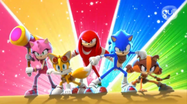 Sonic boom serie wiki fandom powered by wikia