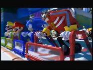 Wario, Mario, Sonic & Dr. Eggman