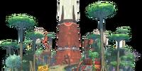 Planet Wisp (Sonic Generations)