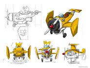 Tails asr (concept art)