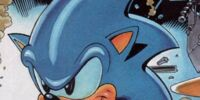Sonic the Hedgehog (Sonic the Comic)