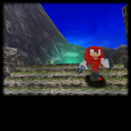 Sonic Adventure Credits (Knuckles 09)