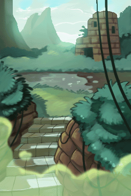 File:Mystic Ruins Cutscene Background.png