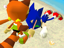 File:Sonic is found by Marine Sonic Rush Adventure.png