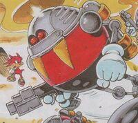 EggRobo Comic
