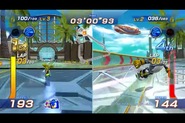 Sonic Free Riders - Gameplay 05