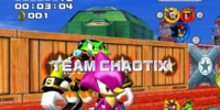 Team Chaotix (boss)