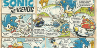 Sonic the Hedgehog (comic strip)