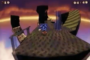 Sonic X-treme Death Egg 01