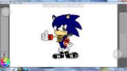 Cesar the Hedgehog By Metal