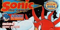 Sonic the Comic Issue 40