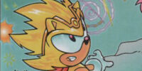 Super Sonic (Mirror Zone)