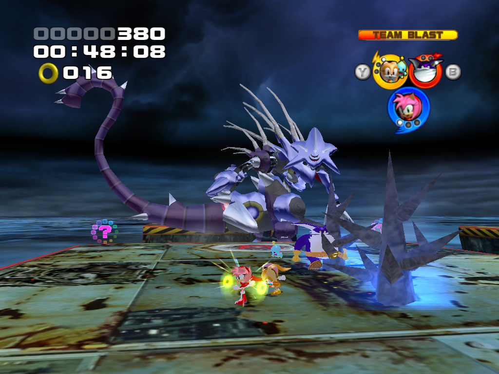 Image - Metal Overlord part1 attackc.png | Sonic News ...