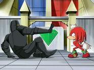 Knux vs knight