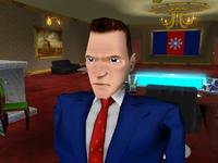 President Shadow the Hedgehog