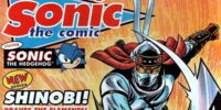 Sonic the Comic Issue 47