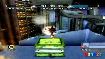 Shadow the Hedgehog Expert Mode Part 4-Lethal Highway-0