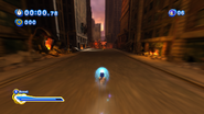 Sonic Generations @ Crisis City Boost