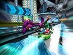 Sonic Riders - NiGHTS - Level 3