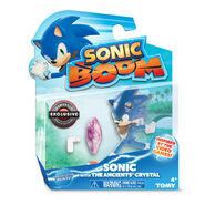 Bonus Sonic Boom Weird Action Figure Thing