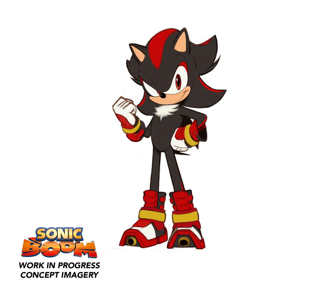 Shadow the Hedgehog (Sonic Boom)/Gallery | Sonic News ...