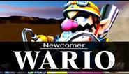 Wario=newcomer