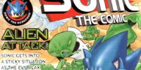 Sonic the Comic Issue 173