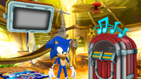 Sonic's Shack SC