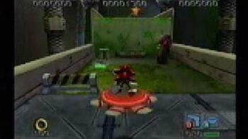 Shadow the Hedgehog - Expert Mode playthrough part 6 23 Prison Island