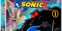 Sonic X Volume 1 (Brazil)