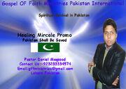 Pastor Danial Maqsood Pakistan