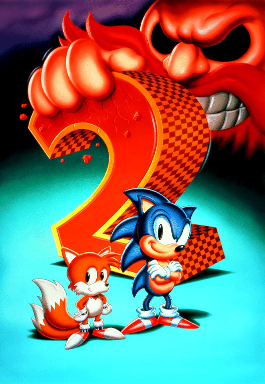Official Art – Sonic The Hedgehog 2 | Last Minute Continue