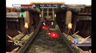 Shadow the Hedgehog Stage 2-2 Glyphic Canyon (Dark Mission no com)
