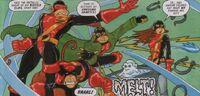 Zed Monkey's Powers