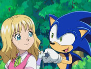 Helen and Sonic