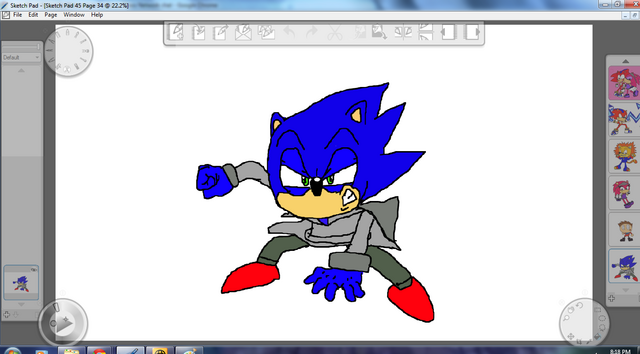 File:Neo Sonic By Metal.png