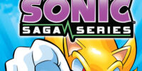 Sonic Saga Series Volume 2: Order From Chaos