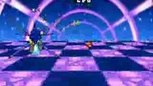 Sonic Advance 3 Special Stage 7 Sonic