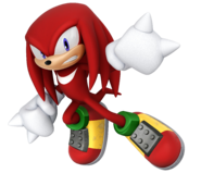 Knuckles Lost World