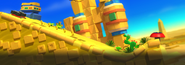 Ring Race 1 - Desert Ruins - Zone 4 - Screen 2