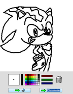 Lightning Sketch